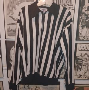 Long Sleeved Referee Shirt